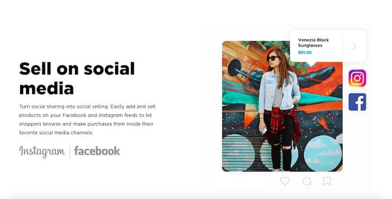 Integracja z Ecwid Social Media