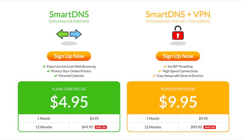 Overplay cennik VPN