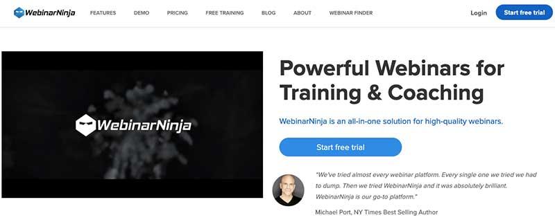Seminarium internetowe Ninja
