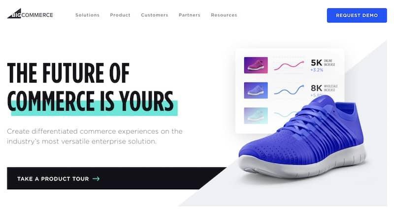 Strona główna BigCommerce