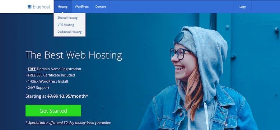 Strona główna Bluehost
