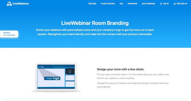 Wizualne brandingowe webinarium na żywo