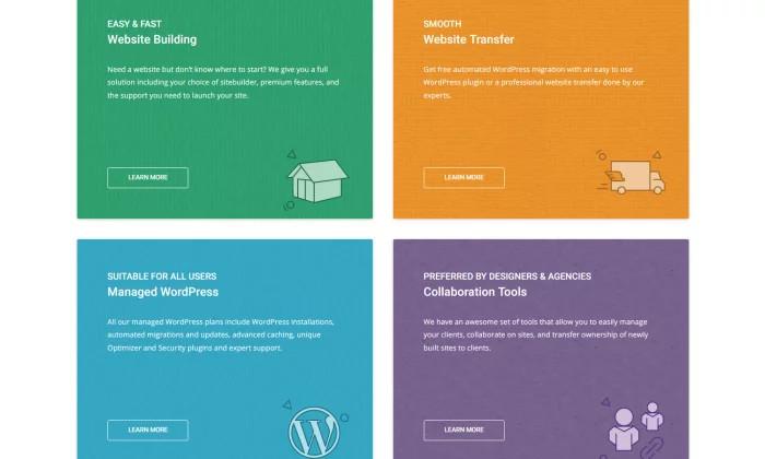 Strona główna SiteGround dla najlepszego hostingu WordPress