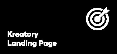 Kreatory Landing Page