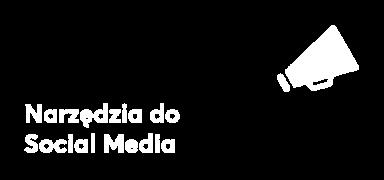 Narzedzia Social Media